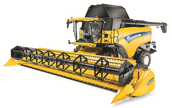 New Holland CX8090 Elevation Combine Harvester